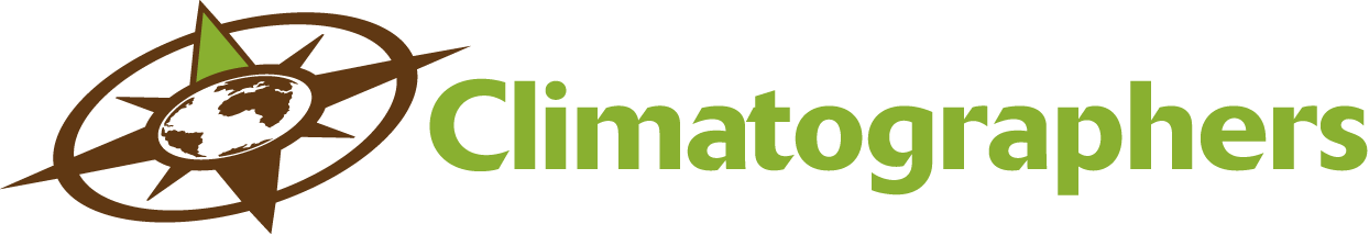 Climatographers logo and word