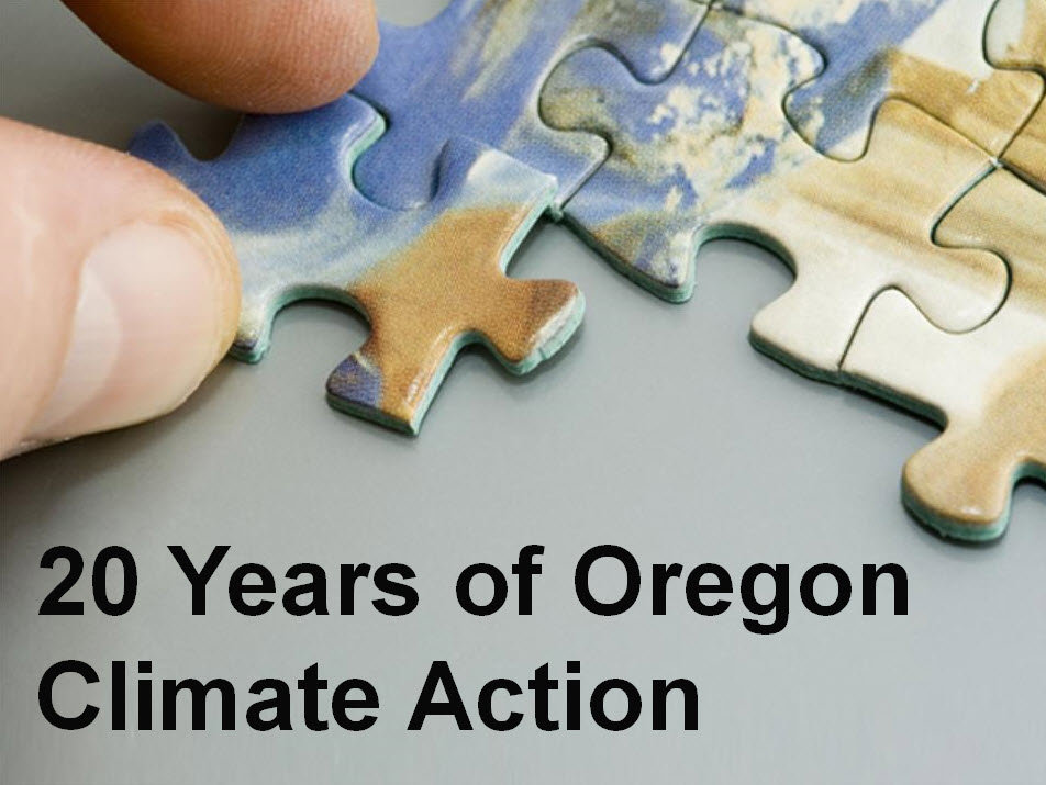 20 years of climate action in Oregon
