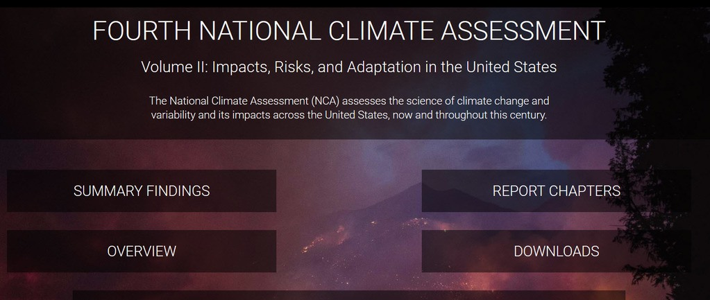 national climate assessment cover image