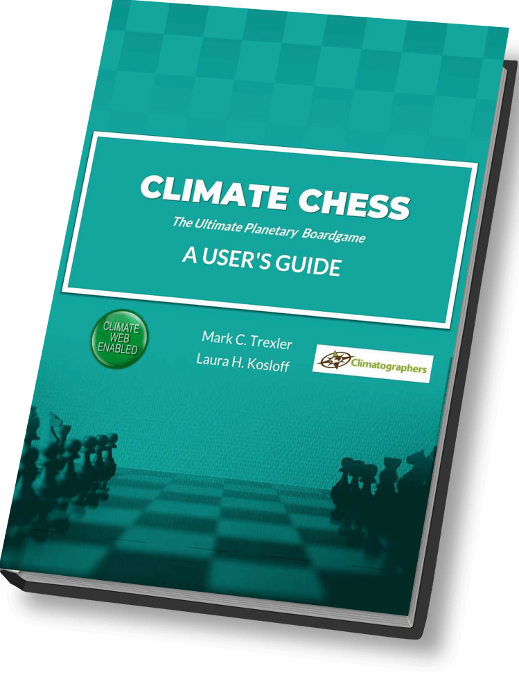 book cover climate chess users guide