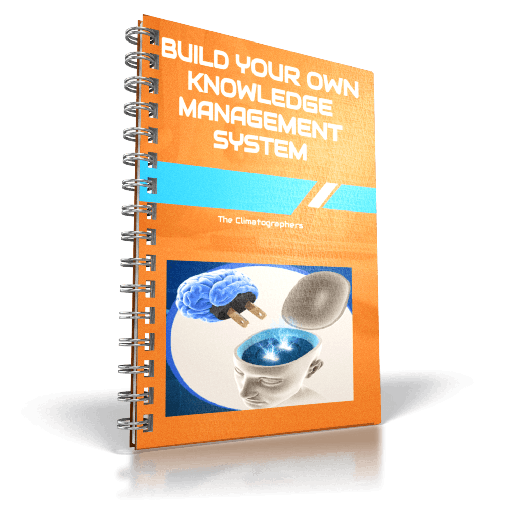 cover build your own personal knowledge management system