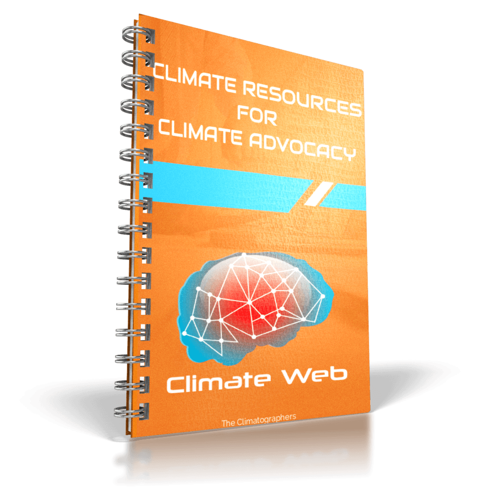 cover climate resources for climate advocacy