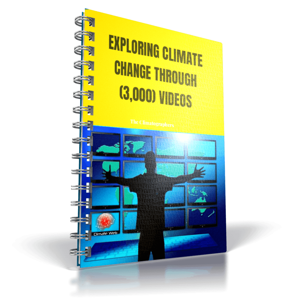 book cover Exploring Climate Change Through Videos