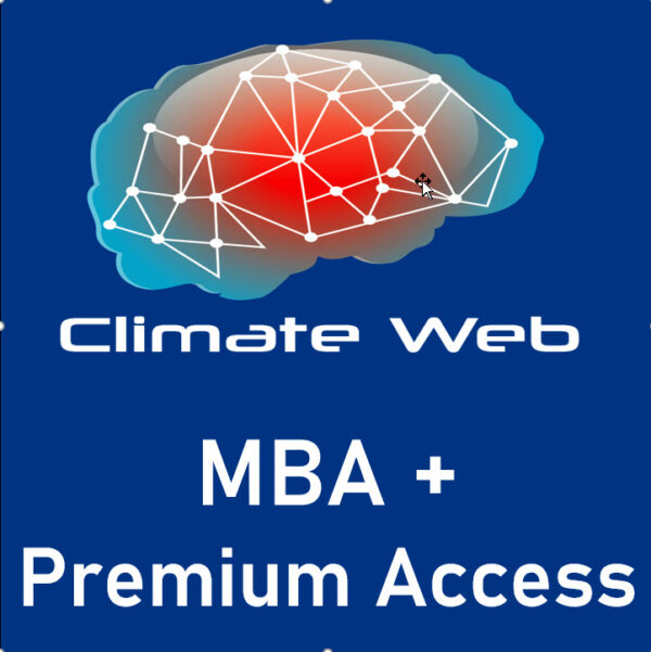 Climate Web MBA with Premium Access