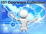 101 doorways collection