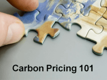 jigsaw puzzle with words carbon pricing 101