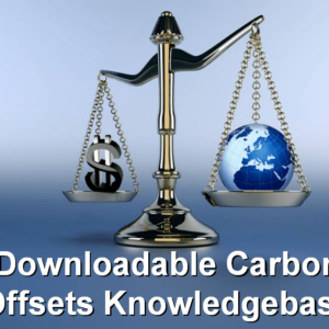 Carbon offsets knowledgebase