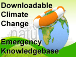 climate emergency knowledge product