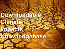 climate impact information product