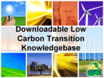 low carbon transition knowledge product