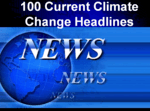 words 100 current climate change headlines