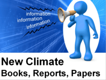 new climate books and reports