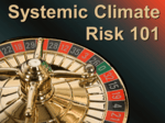 systemic climate risk 101 with roulette wheel