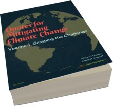book cover climate quotes ebook