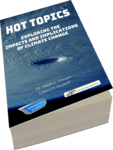 book cover climate hot topics